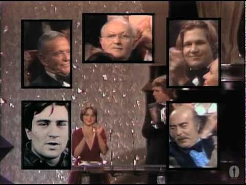Robert DeNiro Wins Supporting Actor: 1975 Oscars