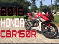 Test Ride 2016 Honda CBR150R