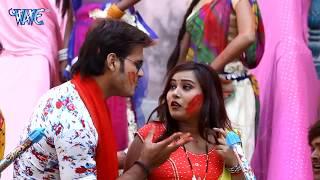HIT होली में जोबना गरम - Holi Jobna Garam - Arvind Akela Kallu, Nitu Shri - Bhojpuri Holi Songs 2018