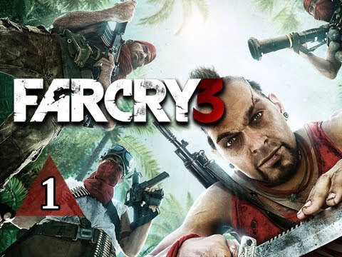 Far Cry 3 Walkthrough - Part 1 Worst Vacation Ever Let's Play PC Gameplay Commentary