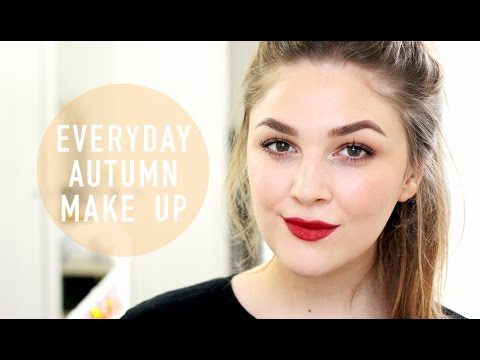 Get Ready With Me: Everyday Autumn Make Up | I Covet Thee