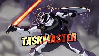 Taskmaster VS Spiderman (ITA)