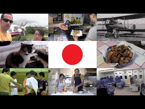 Couch Surfing World Tour – Japan – Part 2 – Speak Fluent English Confidently with Drew Badger