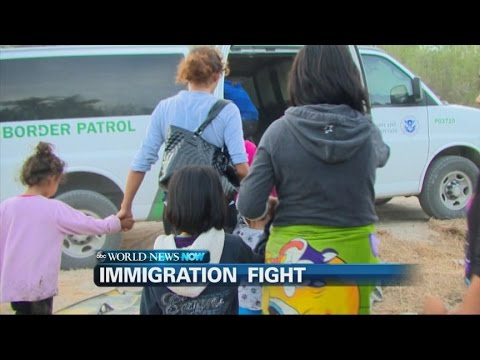 President Obama's Immigration Policy Halted by Judge