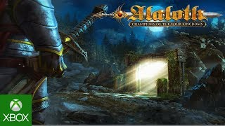 Alaloth - Champions of The Four Kingdoms Story Trailer