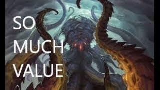 (Hearthstone) (6-1) Controlock | Kobolds and Catacombs | Season 47