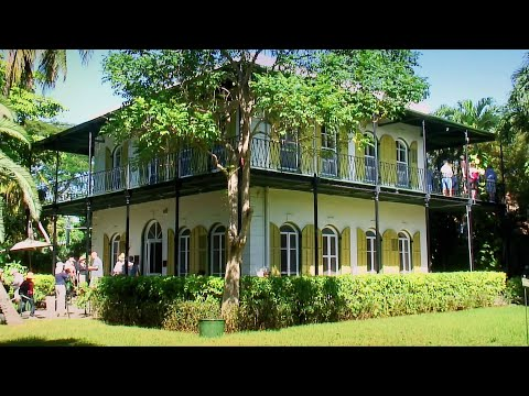 Ernest Hemingway Home and Museum, Key West, Florida