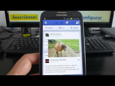 gt i9300 Samsung Galaxy s3 para colombia español Video Full HD