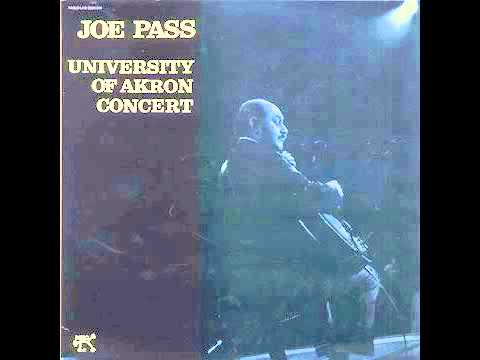 Joe Pass - Take The A Train