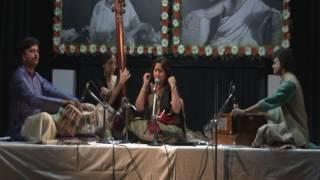 Vocal Recital by Mitali Banerjee Bhowmik