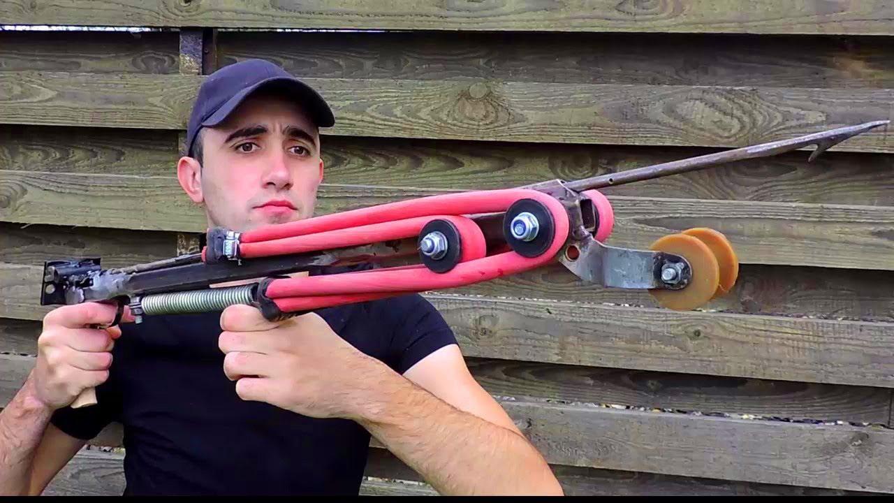 Как сделать ружье для охоты своими руками 99