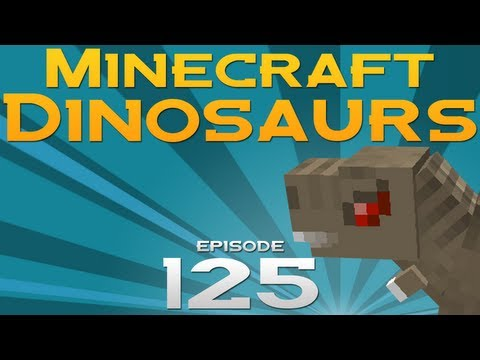 Minecraft Dinosaurs! - Episode 125 - Life in the Park