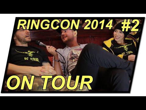 RingCon 2014 | Interview mit Maja und Ben von Defcon Unlimited | Teil 2 | Deutsch [HD]