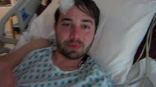 CHARLES TRIPPY BEAT UP A TUMOR!!!