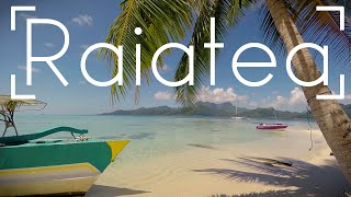 Raiatea, French Polynesia, South Pacific Island (Full HD, 1080p)