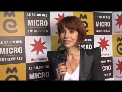 Any d 39 avray cr atrice de cheveux au salon des micro entreprises 2012 youtube - Salon des micros entreprises ...
