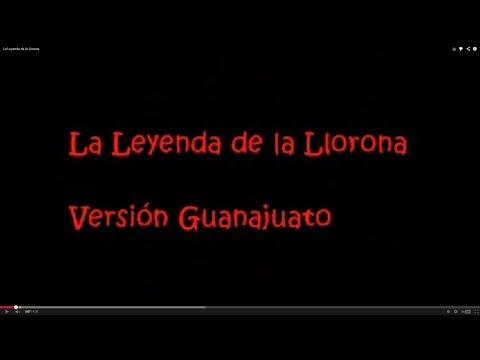 La Leyenda de la Llorona