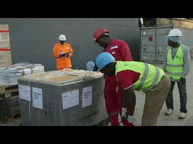 Netherlands sends relief supplies to Ebola-stricken countries - no comment