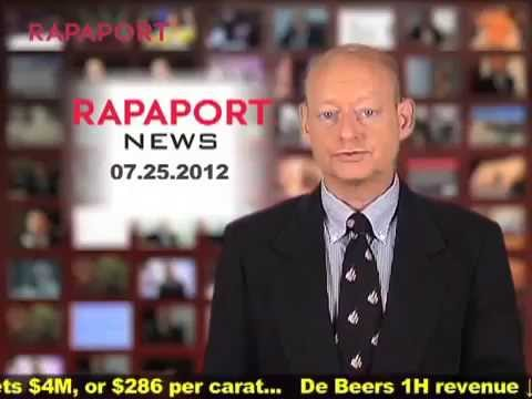 RAPAPORT, JULY 25, 2012: Zale refinances, Swatch Group profit soars