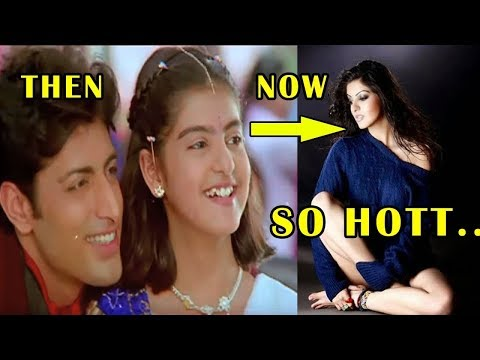 Top 10 Famous Bollywood Child Actors Then & Now 2017