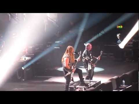 Marshall 50 years of Loud -22nd Sept 2012 - Zakk Wylde and Kerry King- Fairies Wear Boots.MOV
