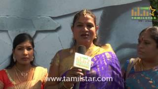 Sanjana At Amba Movie Launch