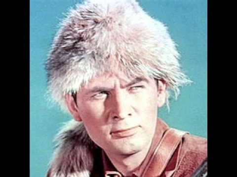Fess Parker - Ballad of Davy Crockett (1955) Music Videos