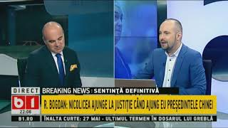 DOSAR DE POLITICIAN.Rareș Bogdan: Acum nu mai e statul paralel? Acum să înțeleg că le convine.P2/2