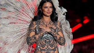 Adriana Lima Victoria's Secret Runway-end Pose 1999-2018 (Updated 2018)