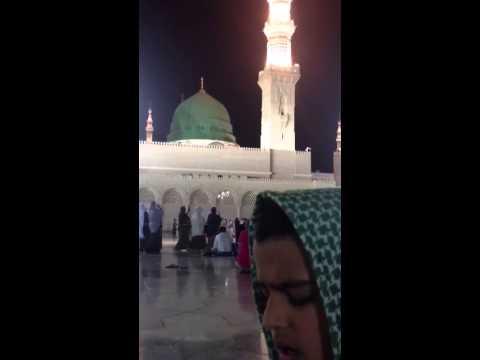 Muhammad Ismail - Salaam - Infront Of Roza Shareef