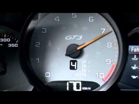 Porsche 911 GT3 2014 - Eerste officiële performance beelden