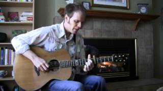 "Dave Gunning & Stonebridge Guitars presents, ""Living in Alberta"""