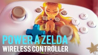 Princess Zelda PowerA Controller Review: Is It What Fans Need?