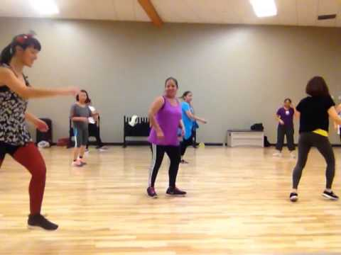 ZUMBA - This is Tha Song (Hip Hop) Party Nation