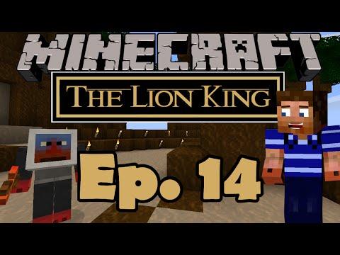 Minecraft | The Lion King Mod Ep. 14: Zira (Minecraft Mod LP)