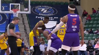 Texas Legends vs. South Bay Lakers - Condensed Game
