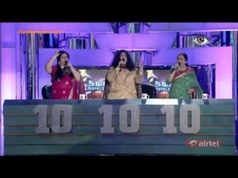 Atif Aslam & Grand Jury Performs 'lal Meri Pat' Full Song hd - 07-10-2012 Full Song video