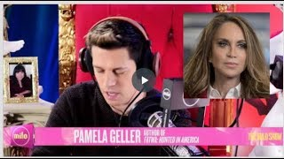 Watch: Pamela Geller on the Milo Show keeping it really real
