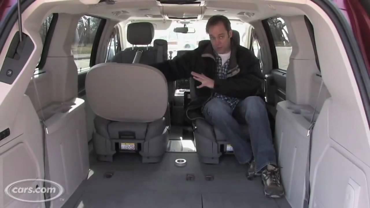 2009 Dodge Grand Caravan Sxt Youtube