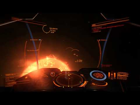 Elite: Dangerous - Nav Beacon Piracy