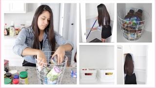 Limpieza Y Organización De Despensa|IDEAS DIY