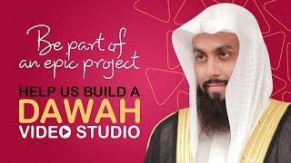 TDR Network – Help Us Setup A New Dawah Video Studio