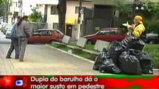 SUSTOS A LA GENTE - Bromas En La Calle (Cámara Indiscreta)