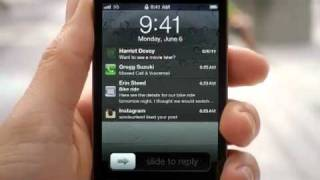 iPhone iOS 6 - Overview & New Features