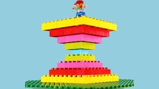 16 AMAZING LEGO DUPLO Ideas and Life Hacks for Parents! Activity Ideas & DIY for Home and School