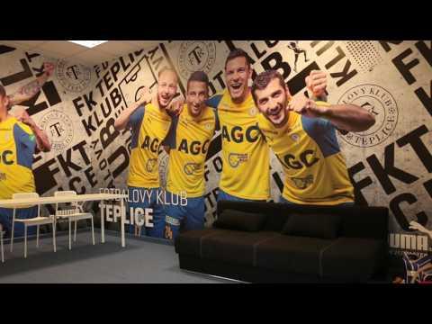 Nový fanshop FK Teplice (4.8.2017)