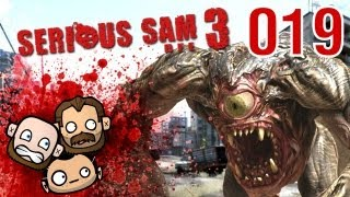 LPT: Serious Sam 3 #019 - Alien: Resurrection [720p] [deutsch]