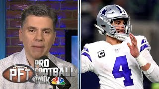 Dak Prescott's agents 'broach' massive deal | Pro Football Talk | NBC Sports