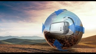 Samsung Gear VR 360 Introduction and Features
