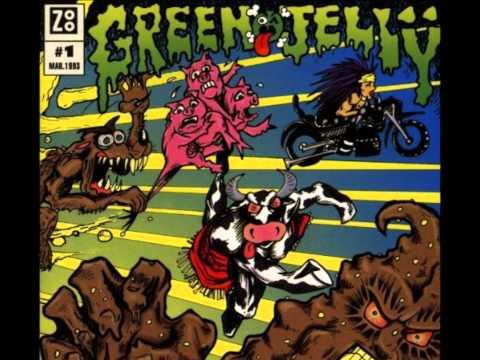 Green Jelly - Rock-N-Roll Pumpkhin
